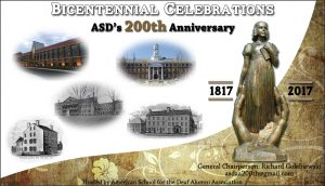ASDAA Bicentennial Celebration Header