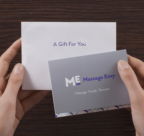 Picture of Massage Envy gift card
